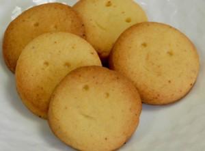 牛乳味噌クッキー