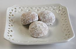 cafe mimo 「牛乳味噌ブール・ド・ネージュ」