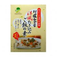 川俣シャモ 洋風たき込みご飯の素